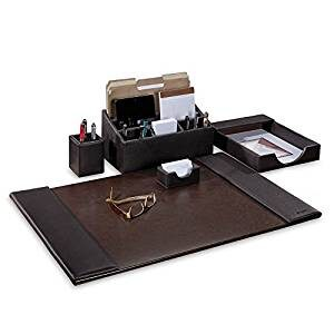 Levenger desk set via Amazon