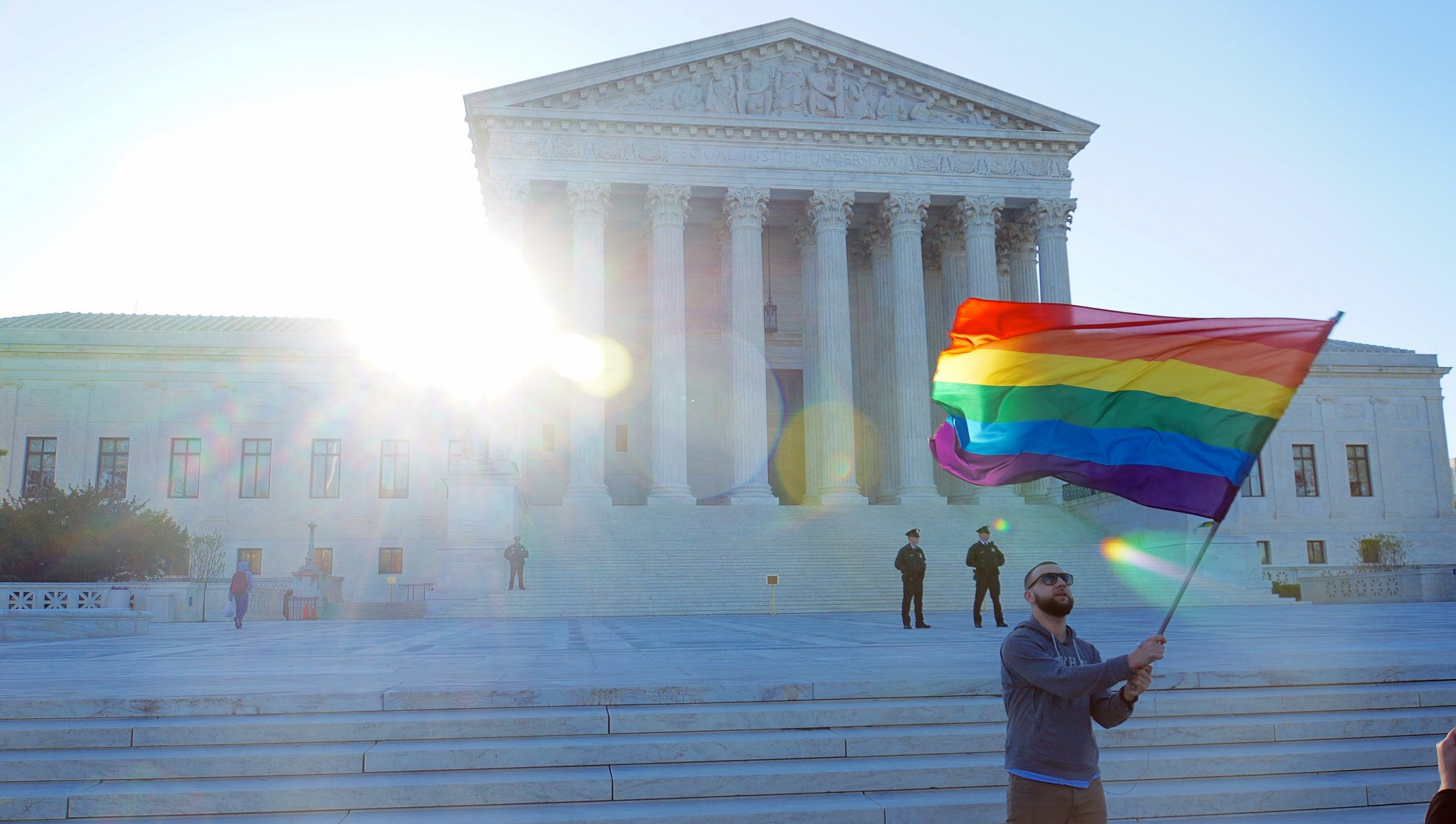 Pride, Estate Planning, And How An Issue As Mundane As Estate Tax Could Spark Something As Powerful As 'Love Wins!'