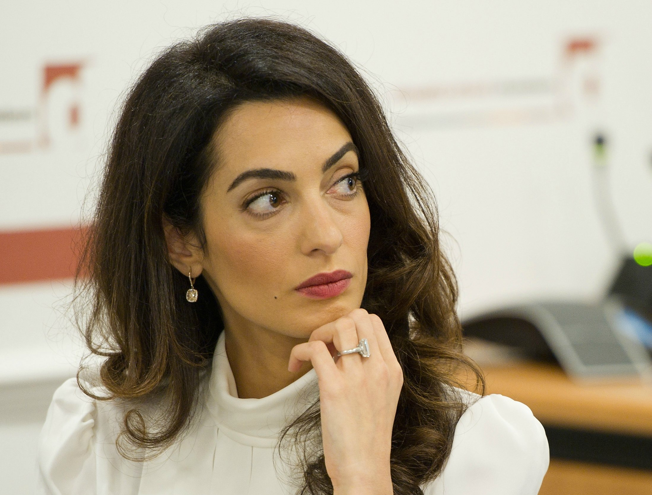 Amal Clooney's Advice For Aspiring Attorneys   Above the Law