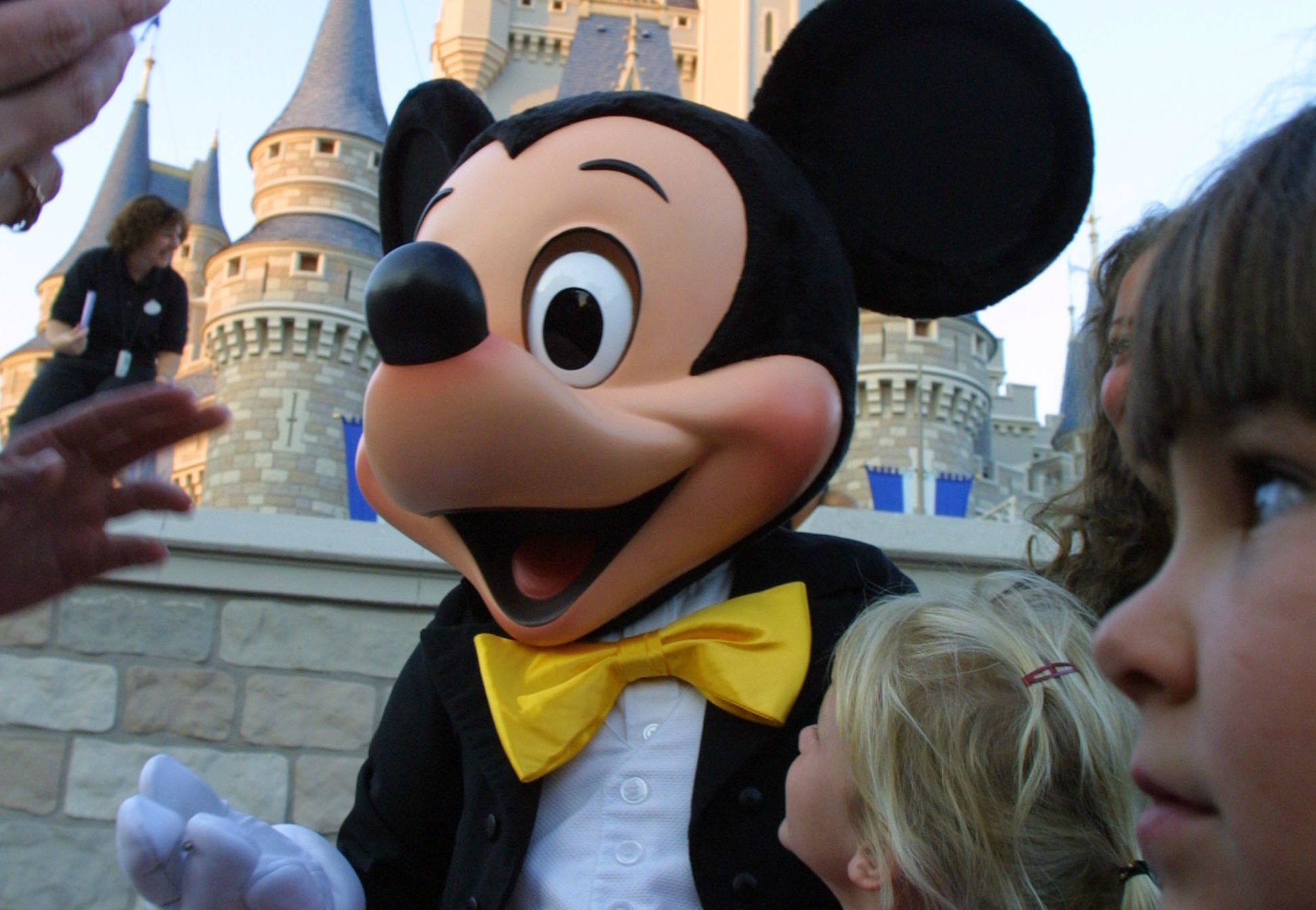 Join Above The Law In The Happiest Place On Earth