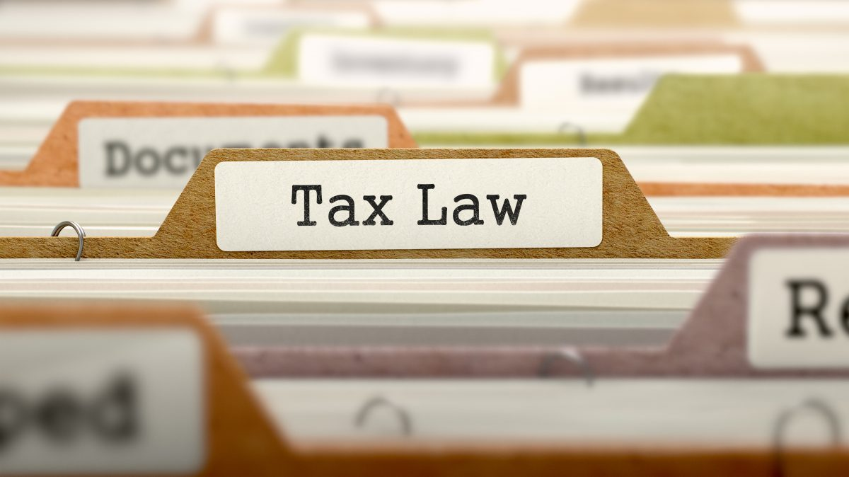 10 Things To Know About Tax Practice | Above the Law