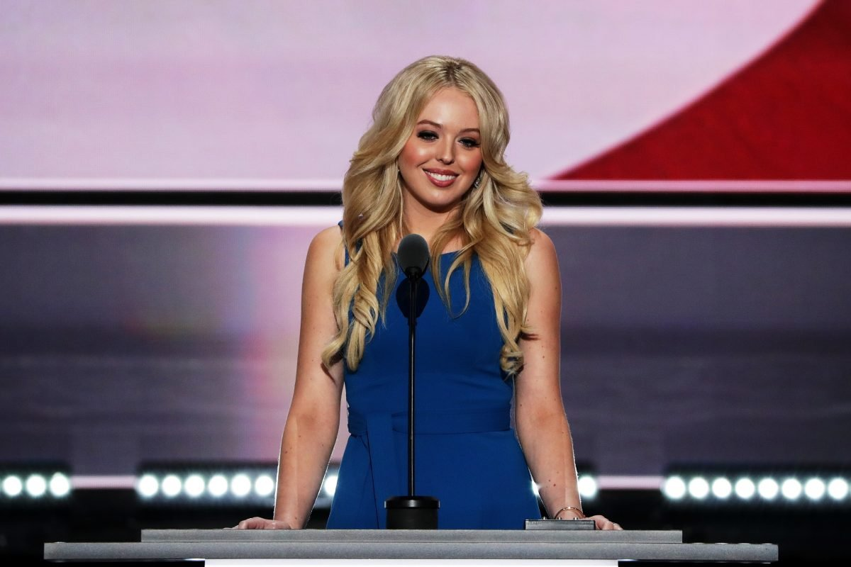 Tiffany Trump Isn't 'Just A Typical Law Student' — Yeah, No Kidding