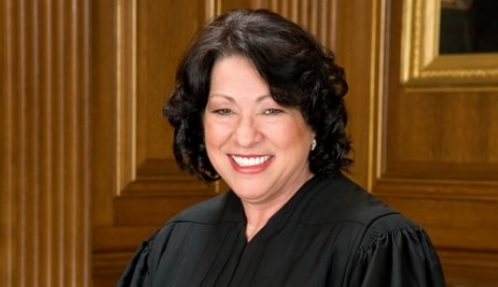 Justice Sotomayor Throws First Pitch At Nationals-Phillies Game, Probably Should Join Phillies Rotation