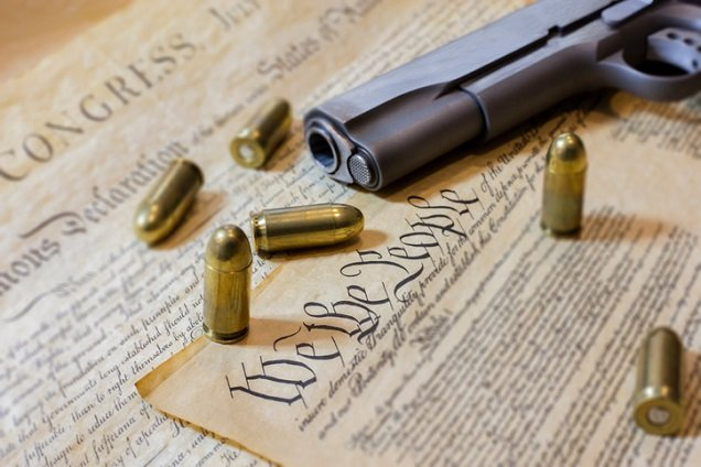 Forget Red Flags, This Is The Constitutional Fight Over Guns Some State Needs To Start