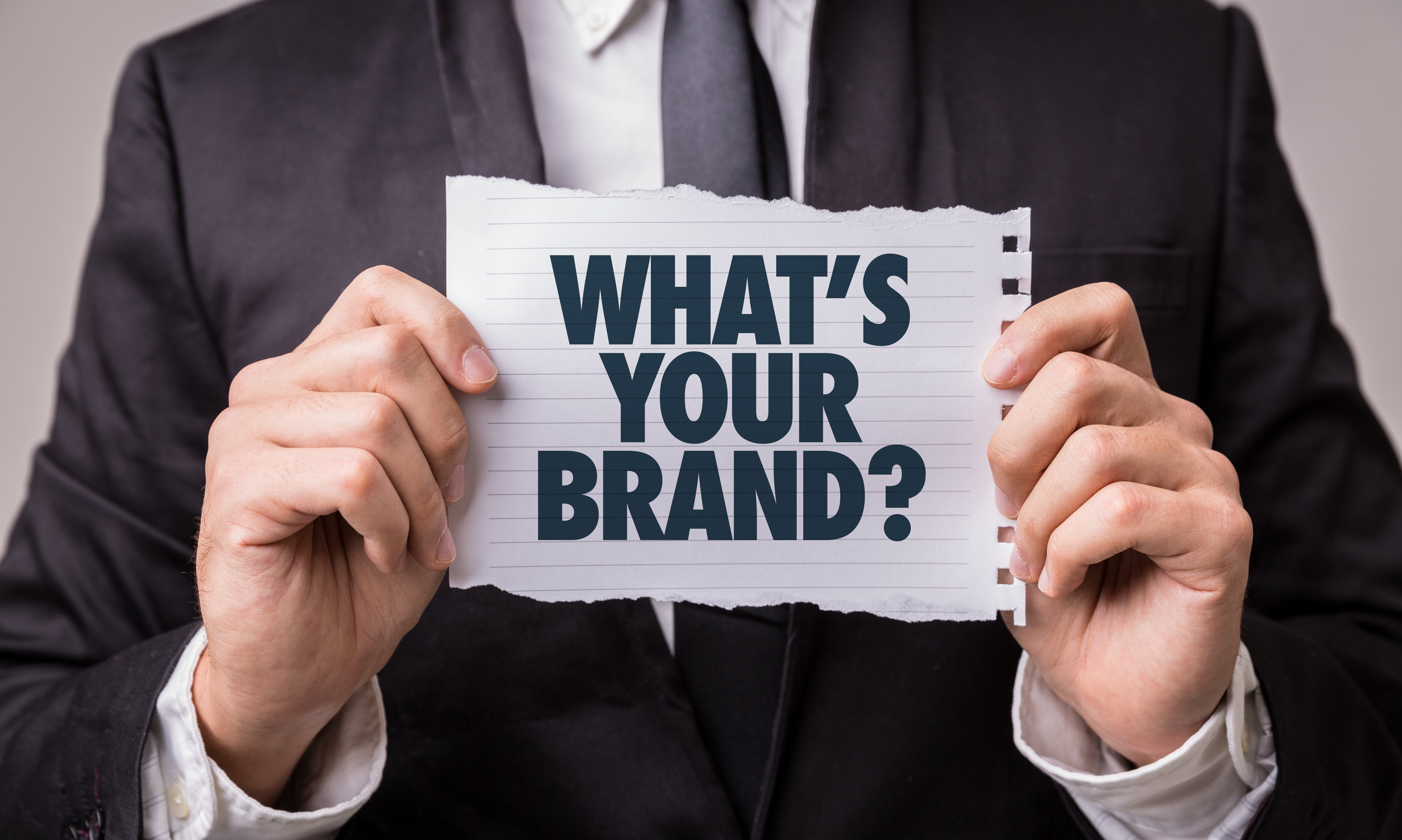 Branding: It's More Than Just A Fluffy Word