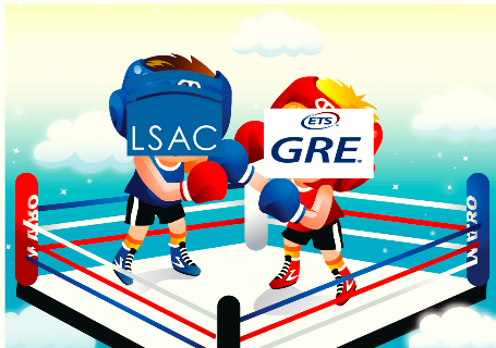 GRE Secures Another Victory In The Great Law School Admissions Testing War