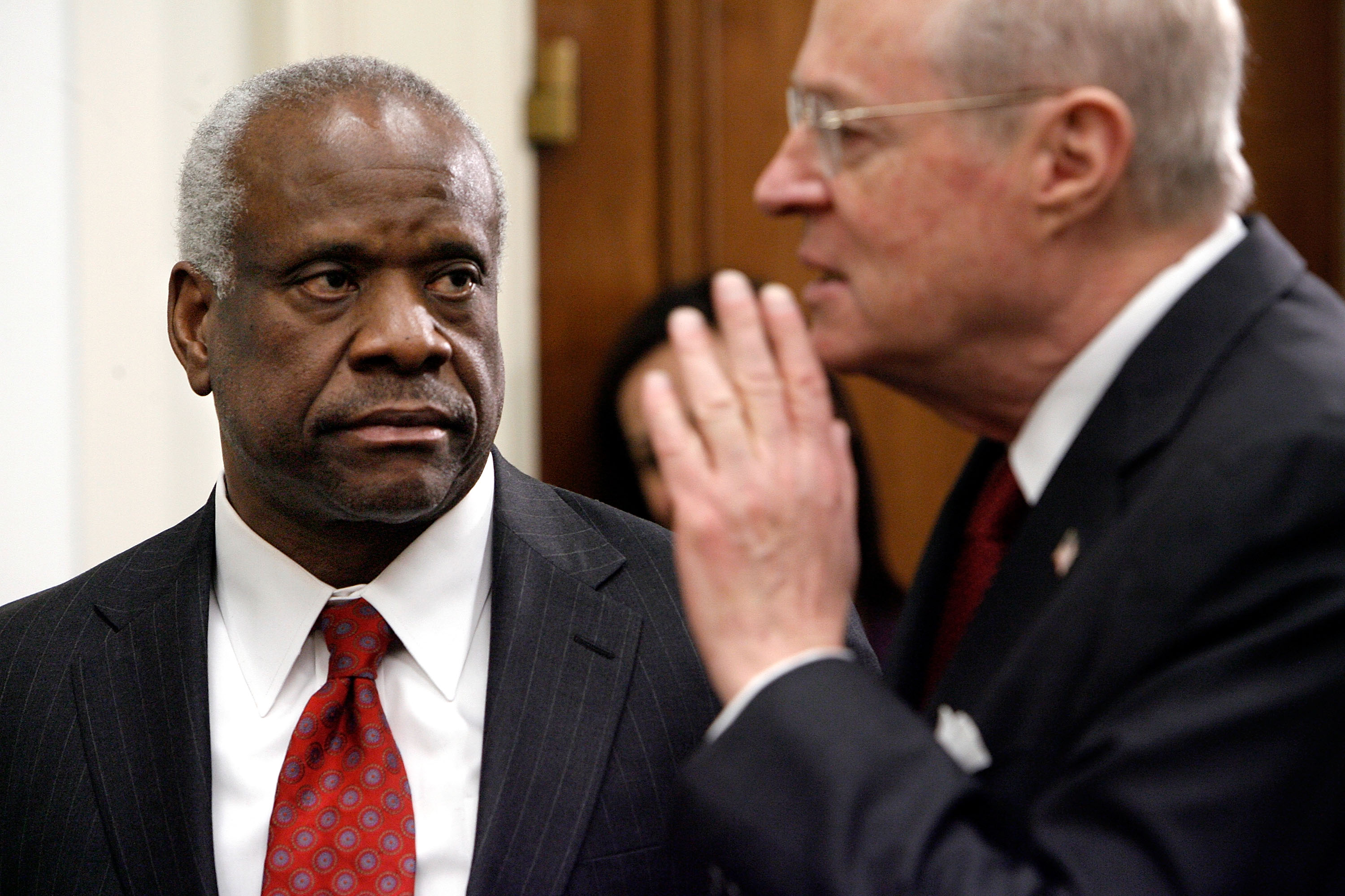 Clarence Thomas Urges Overturning SCOTUS Decision Written By Clarence Thomas