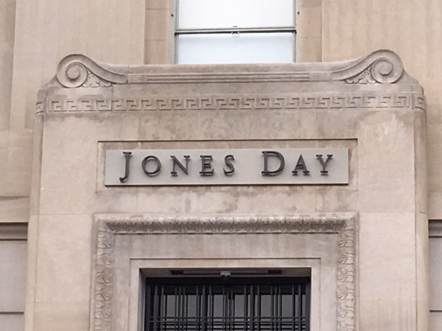 Complaint Gives You A Peek Inside Jones Day's Black Box