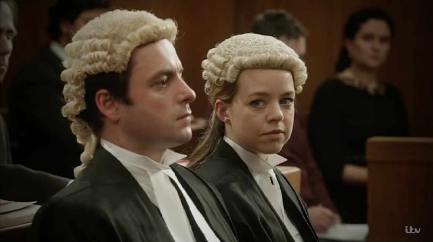Why Do Barristers Wear Those Stupid Wigs?
