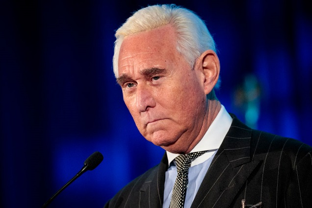 Judge Jackson Denies Recusal Motion, Refrains From Beating Roger Stone With Gavel