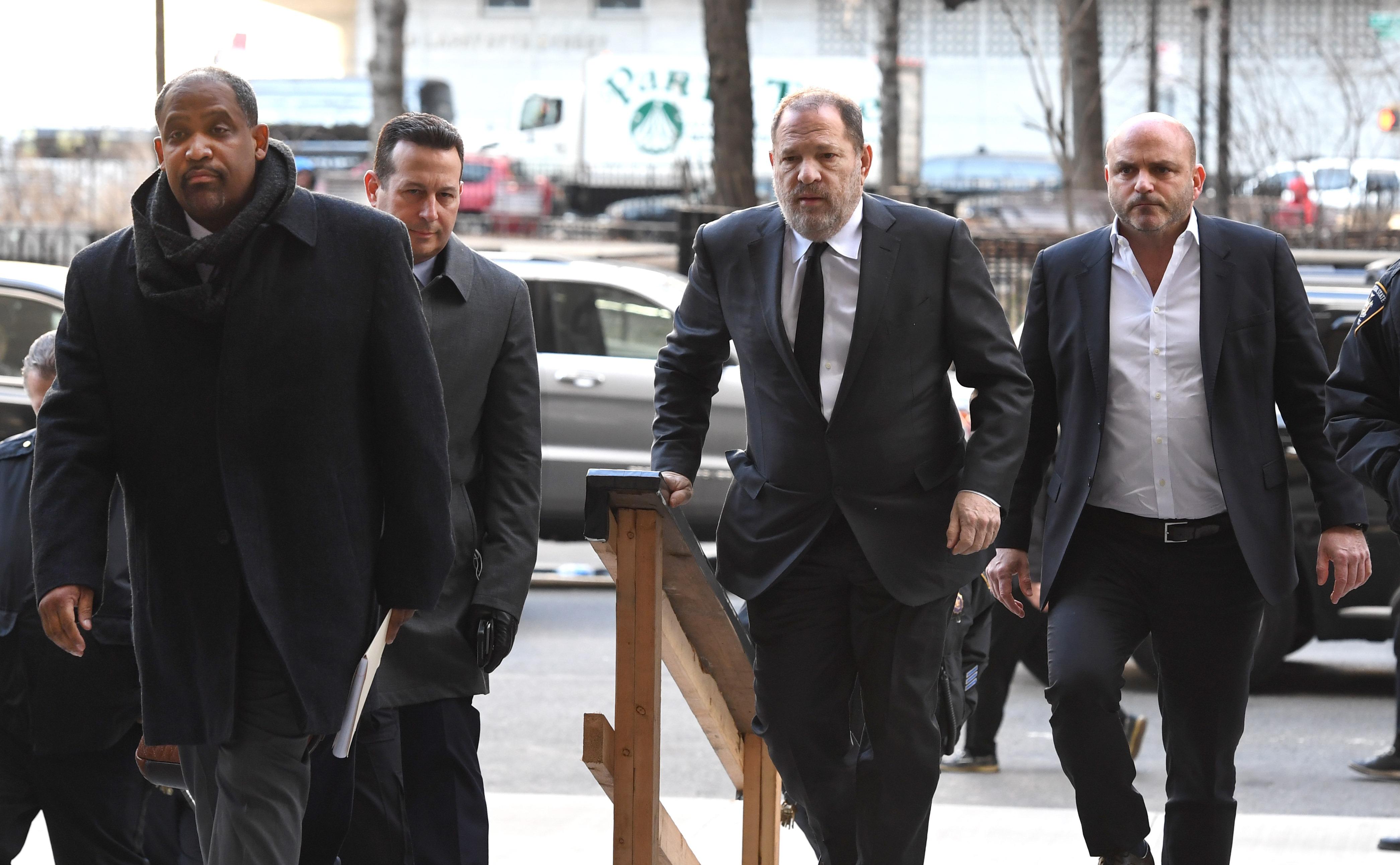 The End Of Weinstein
