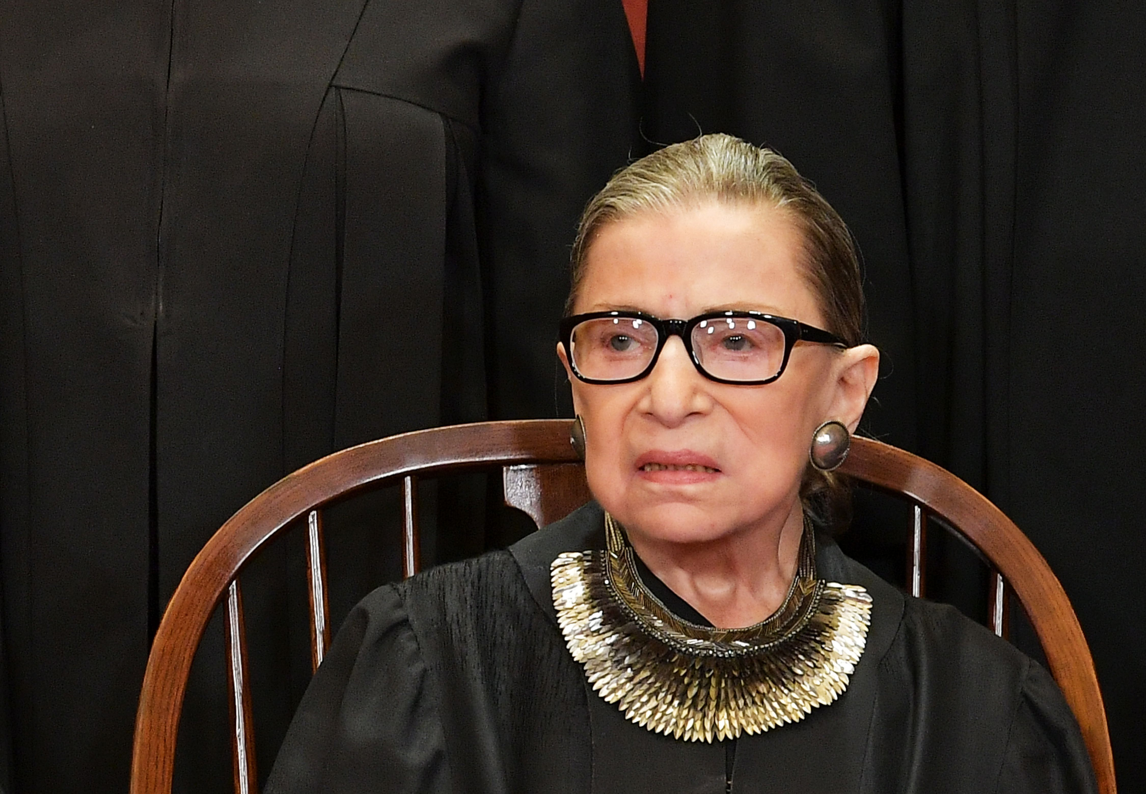 Ruth Bader Ginsburg Undergoes More Cancer Treatments