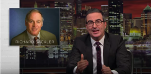 John Oliver Enlists All-Stars For Dramatic Reading Of A Deposition