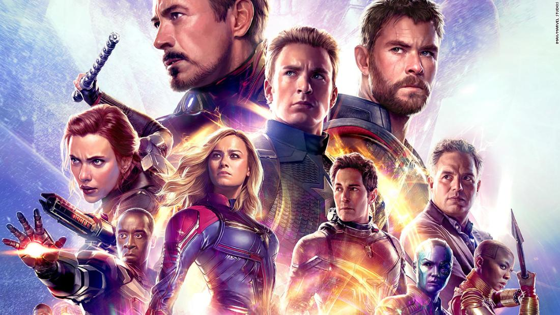 Chasing Death, Stones, And Retirement: Avengers: Endgame