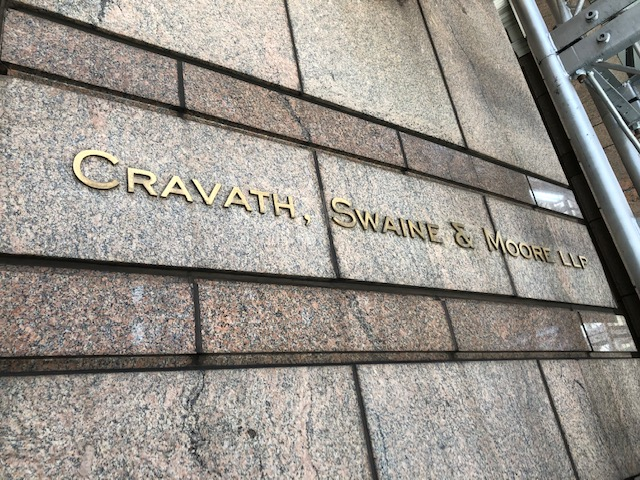 Cravath Makes History In Diversity With Its New Partnership Class