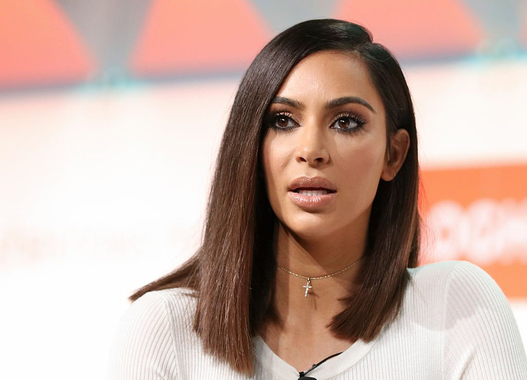 Kim Kardashian Turns To CBD To Handle Stress Of Law School