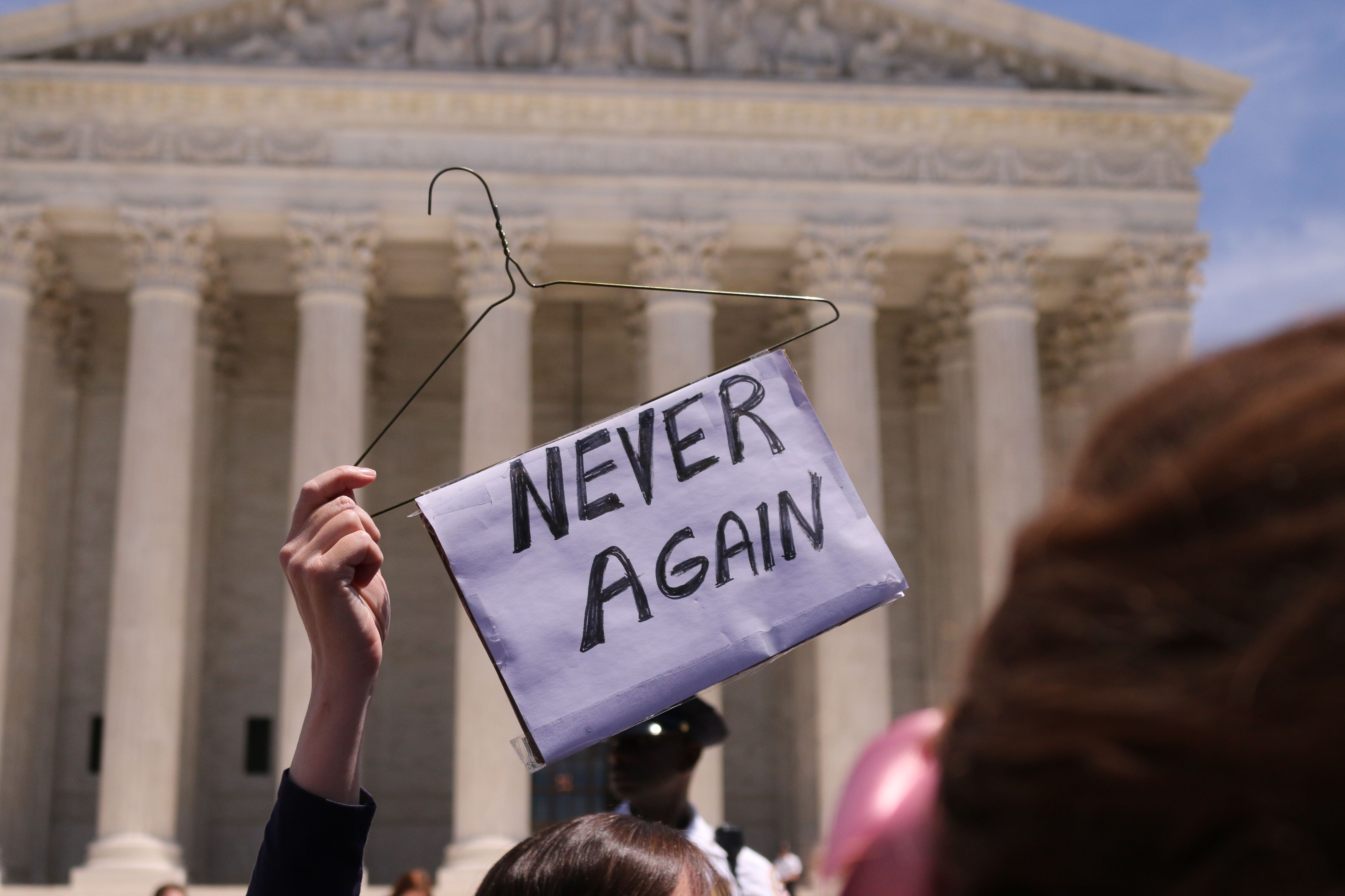 'Codifying' Roe v. Wade Will Do Nothing To Save It From Conservatives