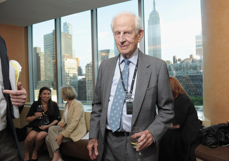 Longtime Manhattan District Attorney, Robert Morgenthau, Dies At 99