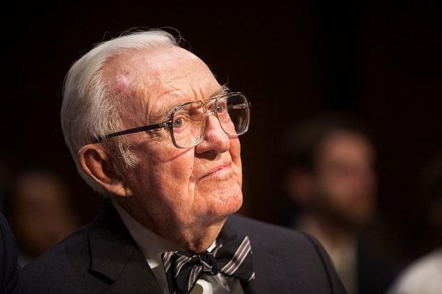 Retired Supreme Court Justice John Paul Stevens Has Passed Away