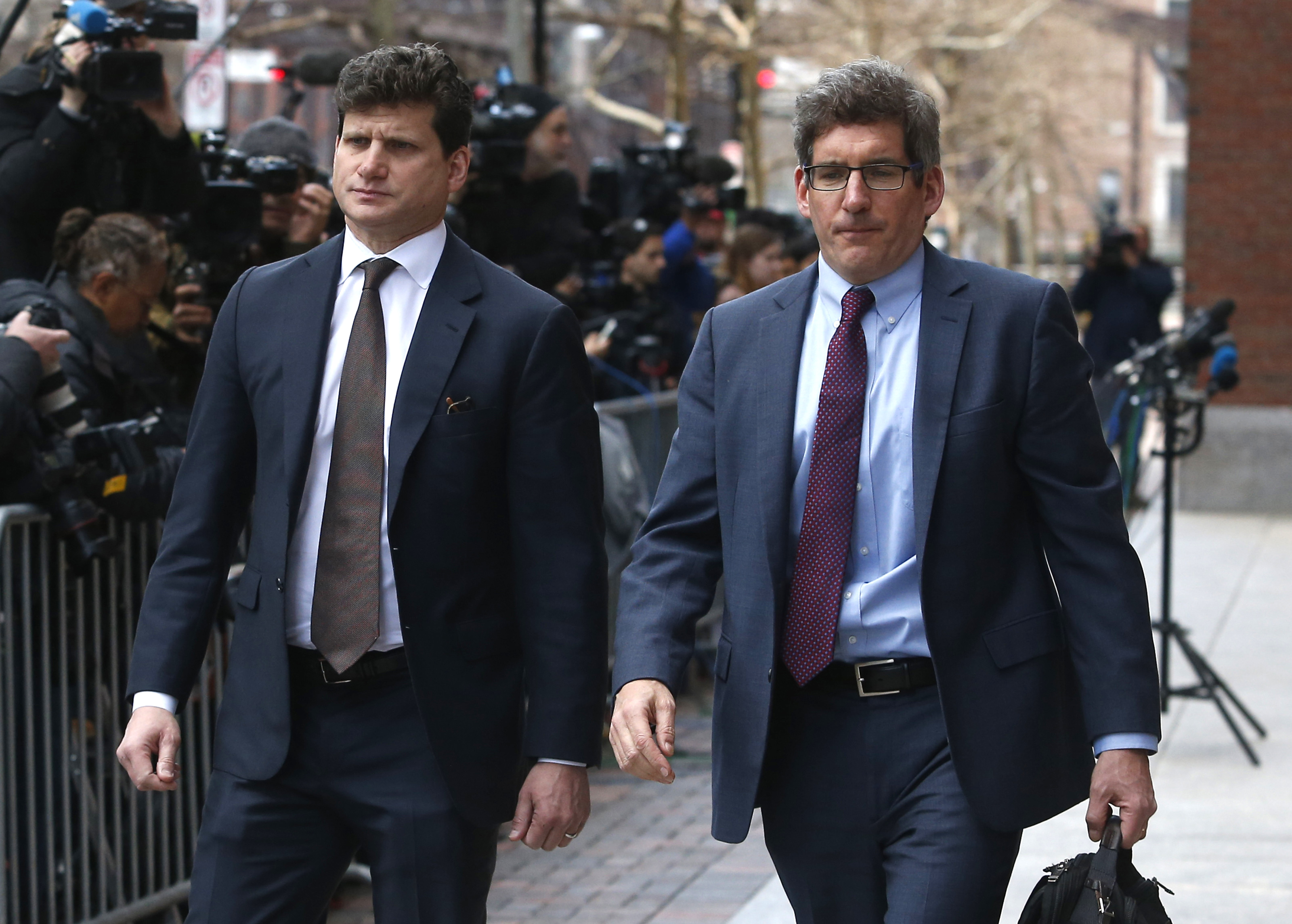 Disgraced Former Biglaw Chair Gets Jail Time For His Role In College Admissions Scandal
