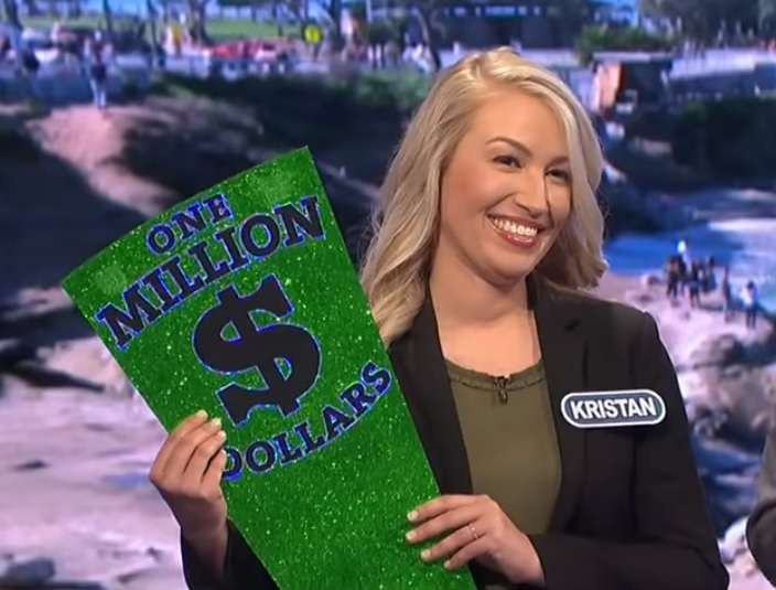 Student Competes On 'Wheel Of Fortune' To Pay For Law School