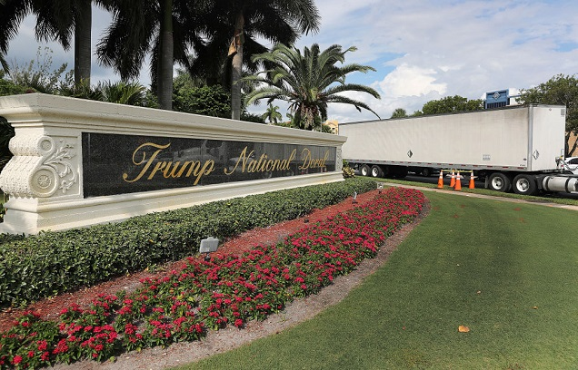 President Trump Is Violating More Than The Emoluments Clause With His Doral Summit