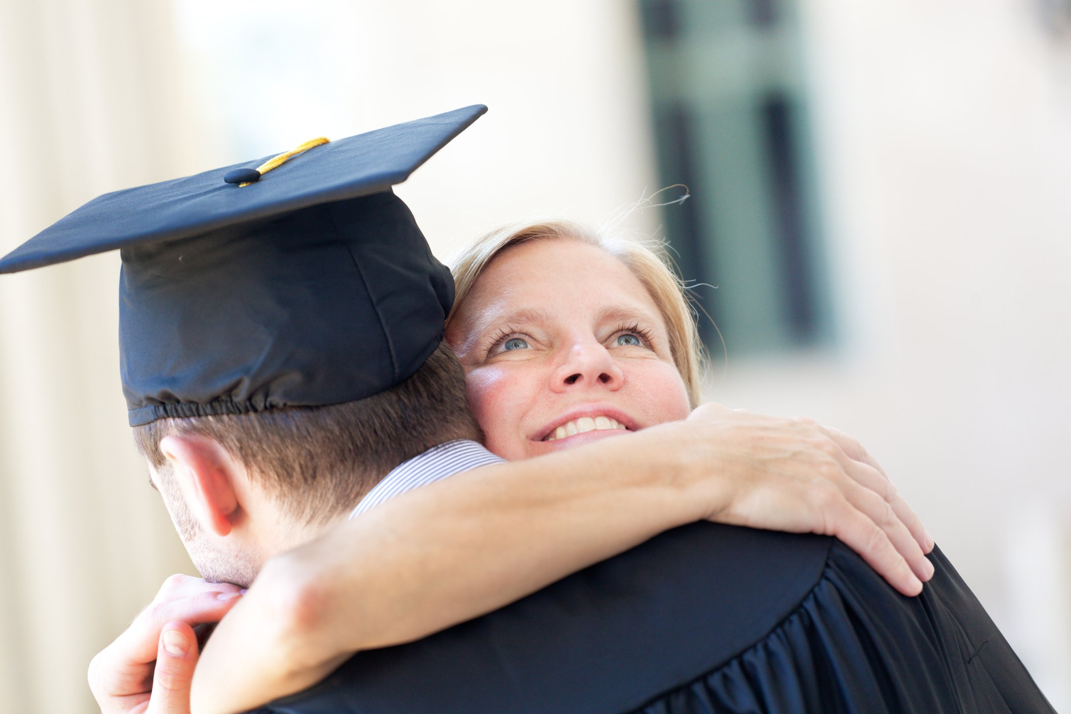 If Your Mom Wants You To Go To Law School, Maybe You Shoud?