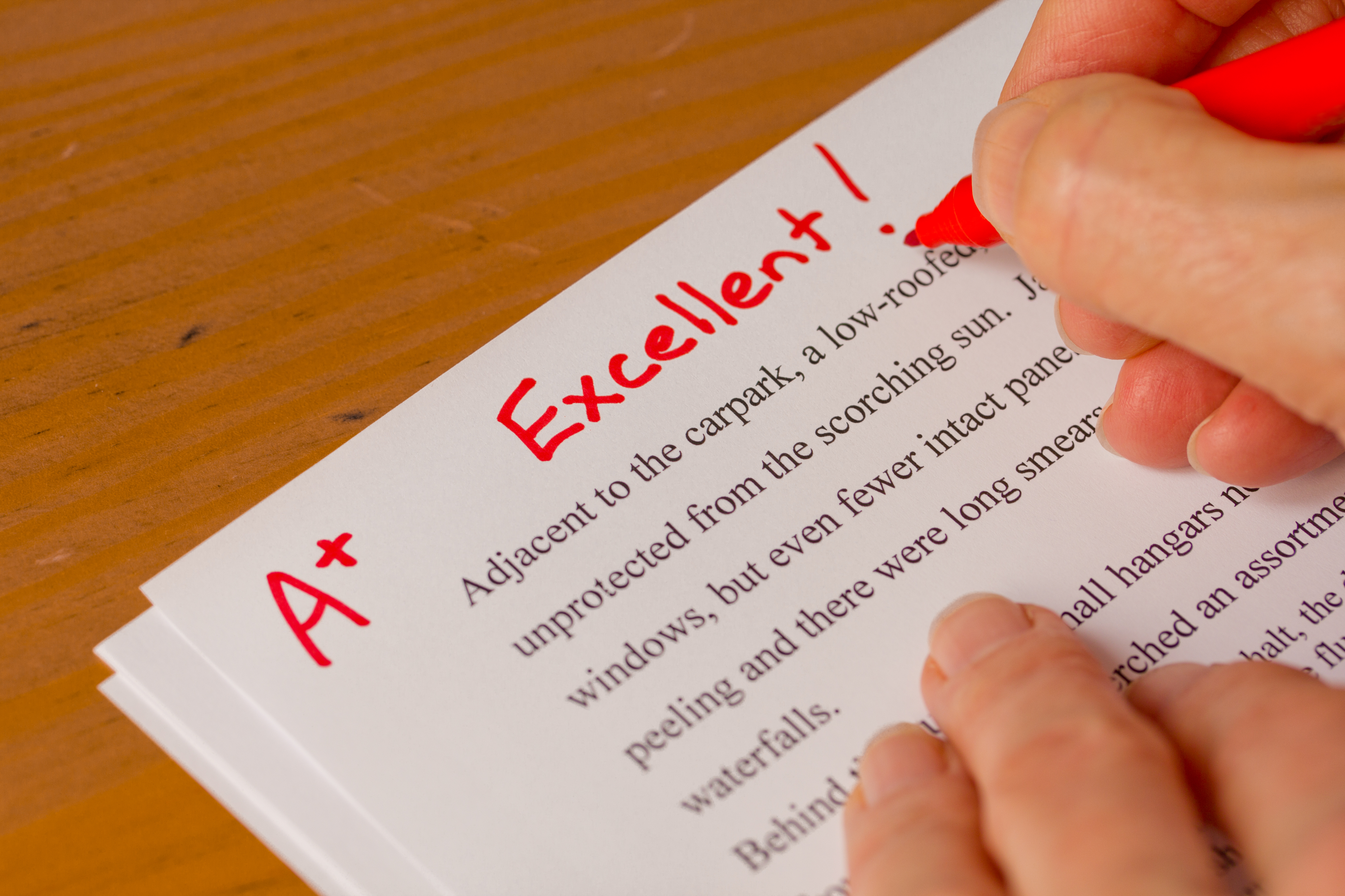 Law School Professors Reveal The Real Reason Grading Your Exams Takes So Long