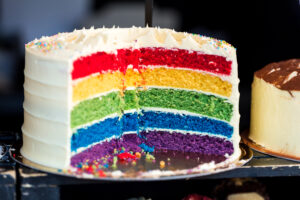 Tremendous Parents Sue Principal Who Expelled Girl Over Rainbow Birthday Cake Funny Birthday Cards Online Fluifree Goldxyz