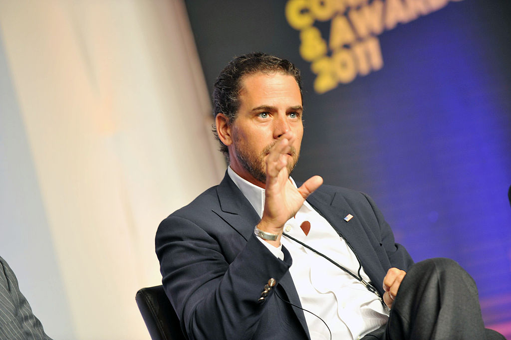 Treasury Department Embraces Congressional Oversight, But Only Of Hunter Biden