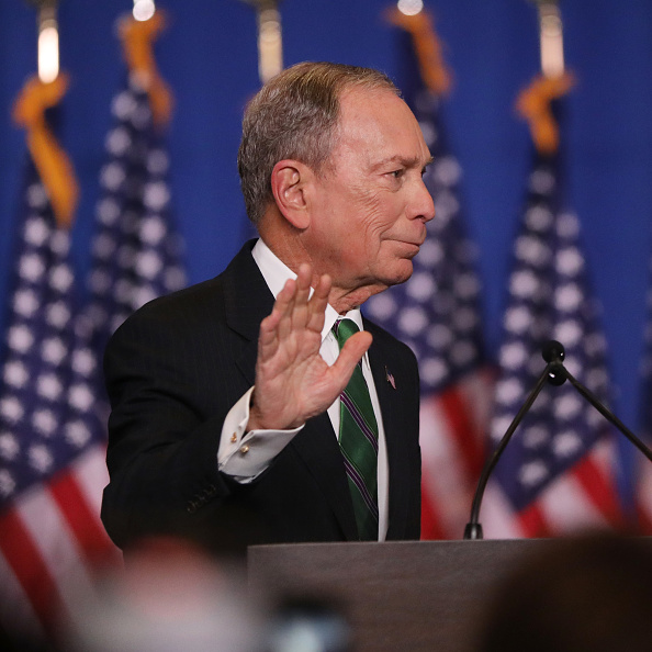 Mike Bloomberg Spent $1B Running For President And All He Got Was This Lousy Class-Action Suit