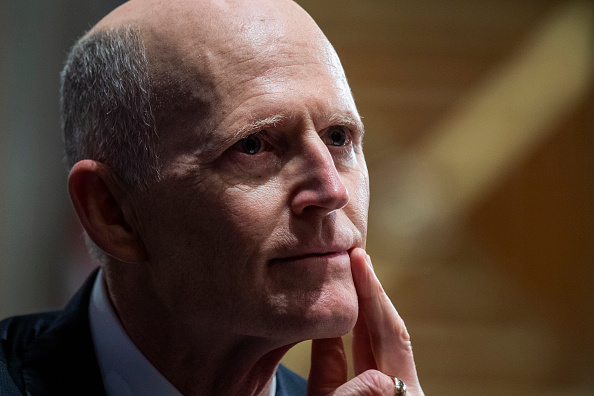 FL Senator Rick Scott Will 'Fix' Elections By Tossing Out All Those Pesky 'Votes'