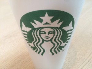 Starbucks logo coffee