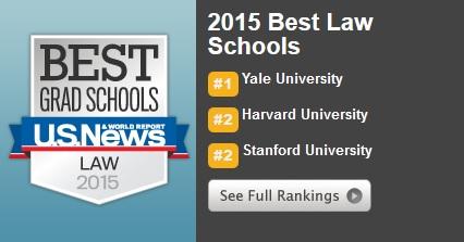 A Sneak Peek At The 2016 U S  News Law School Rankings