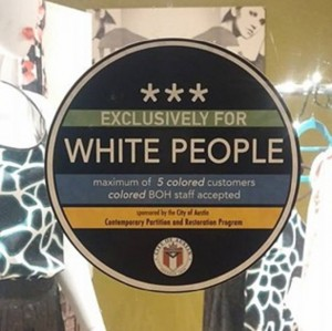 WhitePeopleSign