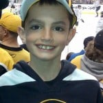 Martin Richard. Photo by Bill Richard.
