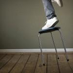 balancing stool
