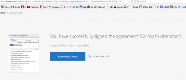 add digital signature field to pdf acrobat dc