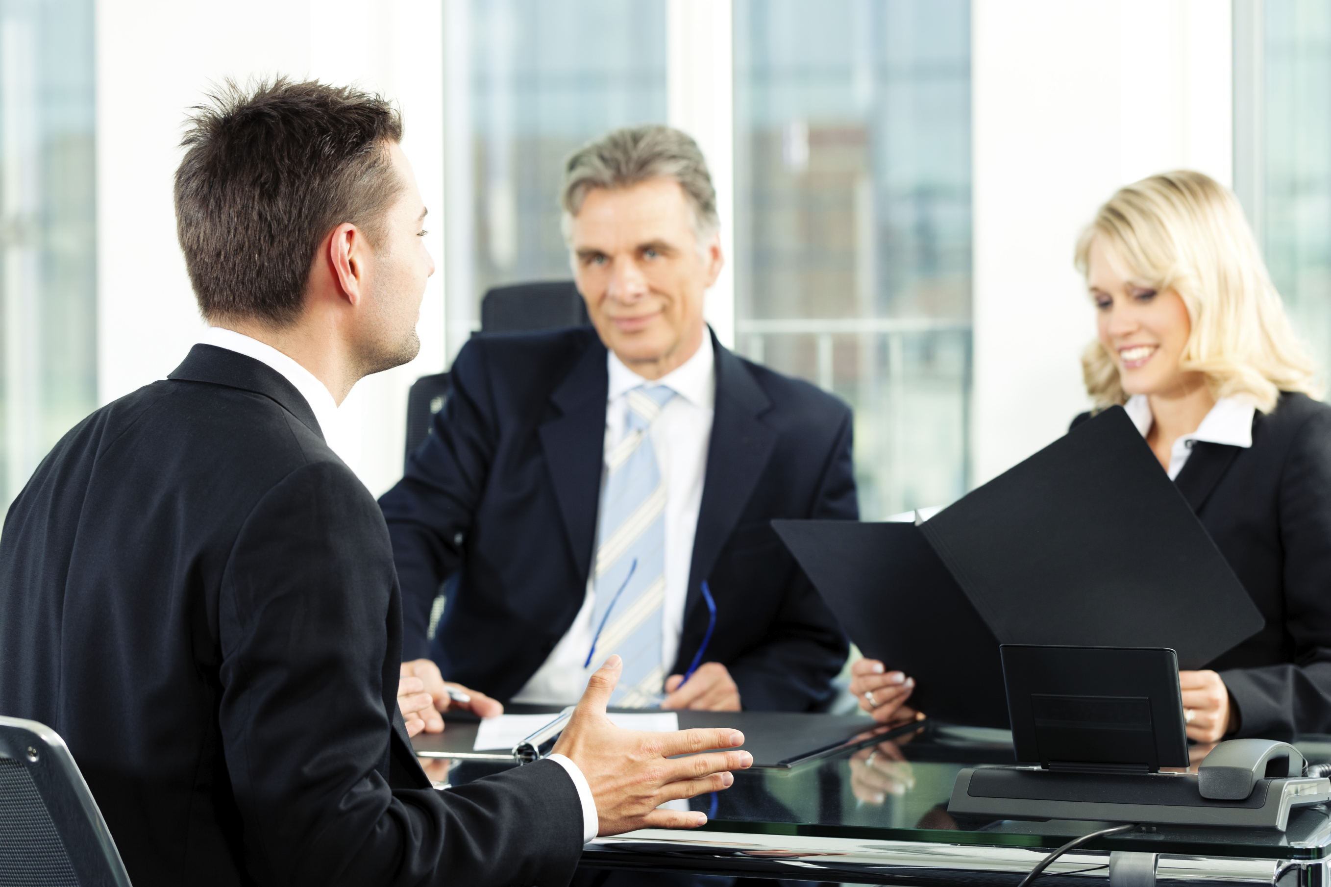 Above The Law  First Job Interview