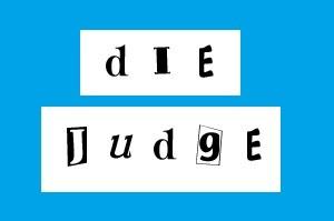 Die Judge Ransom Font