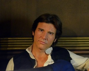 Han Solo Face
