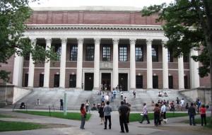 Harvard University Widener