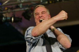 Howard Dean (Photo by Joe Raedle/Getty)