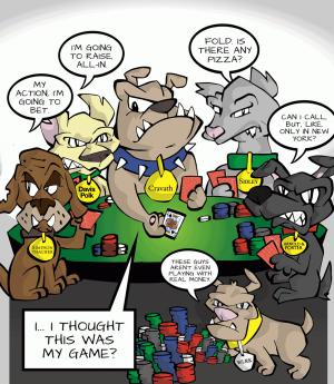 Poker Infographic Teaser