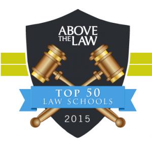 ATL Top 50 Law Schools 2015