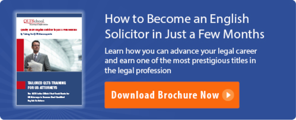 How to Become an English Solicitor in Just a Few Months