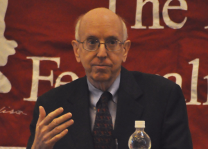 Judge Richard Posner (Chensiyuan/Wikimedia Commons)