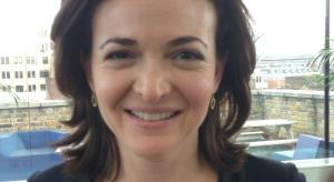 Sheryl Sandberg LF
