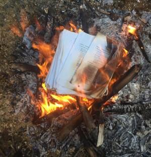 Bar Exam Note Bonfire