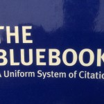 Bluebook Legal Bluebook